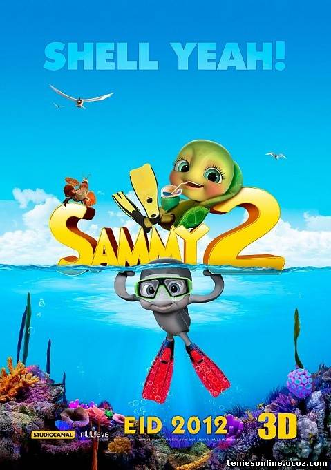 Sammy's Adventures 2  Escape From Paradise (2012)