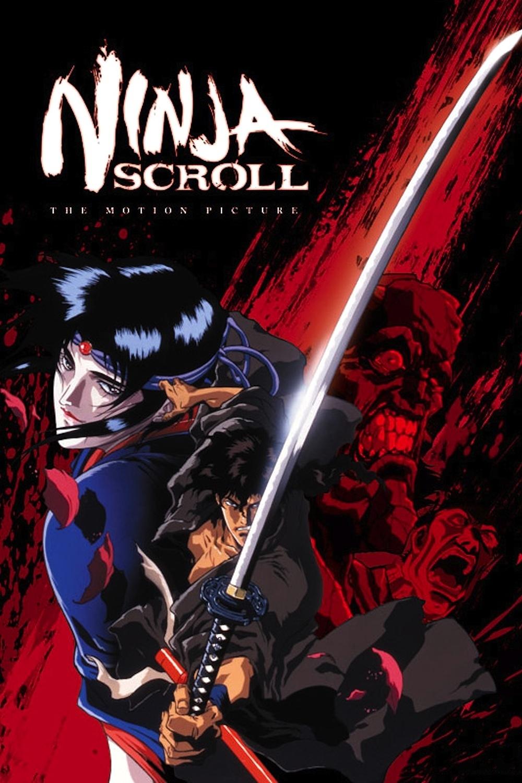 Ninja Scroll / Jûbê Ninpûchô (1993)