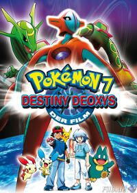 Pokemon Destiny Deoxys  (2004)