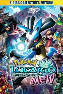Pokemon Lucario and the Mistery of Mew  (2005)