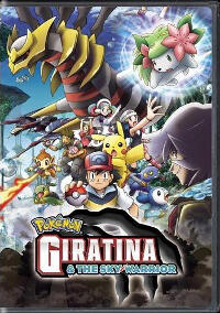 Pokemon Giratina and the Sky Warrior (2008)