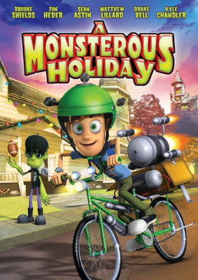 Α Monsterous Holiday  (2013)