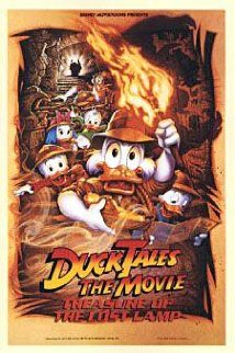 DuckTales Treasure of the Lost Lamp  (1990)