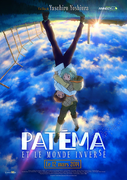 Patema Inverted / Sakasama no Patema (2013)