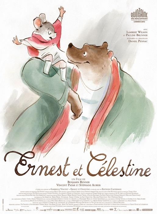 Ernest Et Celestine (2012)