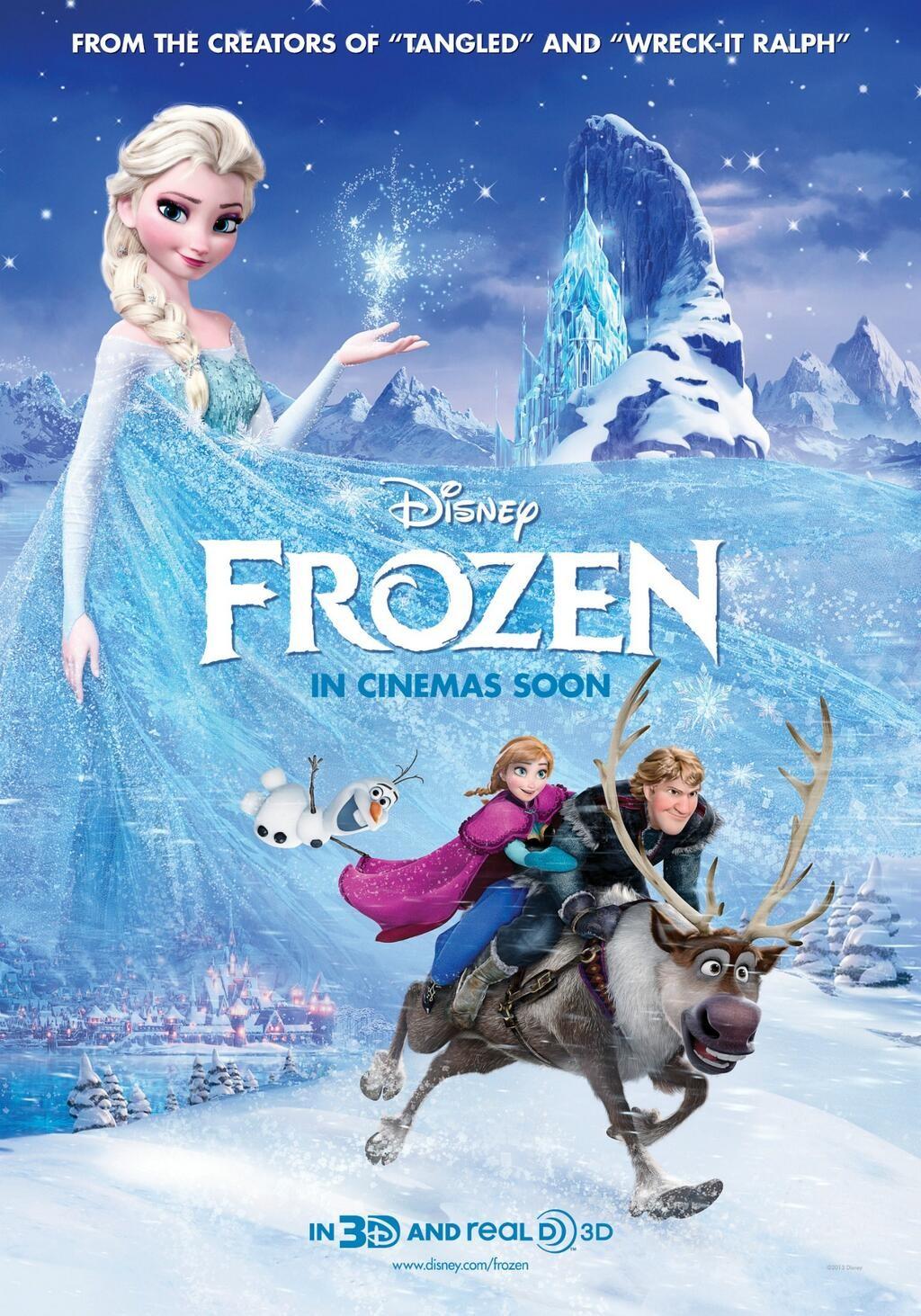 Ψυχρά κι Ανάποδα / Psyhra ki anapoda... / Frozen (2013)