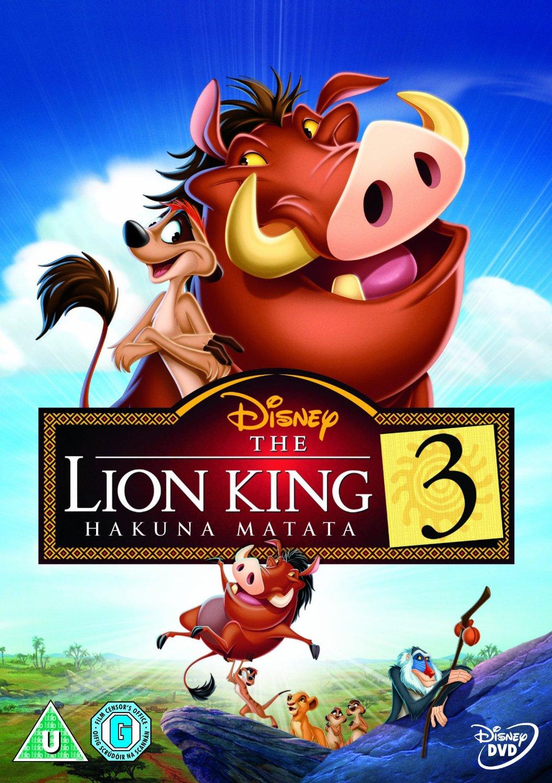 The Lion King 3 - ΜΕΤΑΓΛΩΤΙΣΜΕΝΟ (2004)