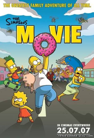 Simpsons: The Movie (2007)