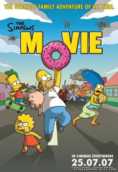 Simpsons: The Movie (2007)