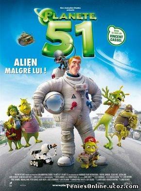 Planet 51 / Πλανήτης 51: Επισκέπτης από τη Γη (2009)