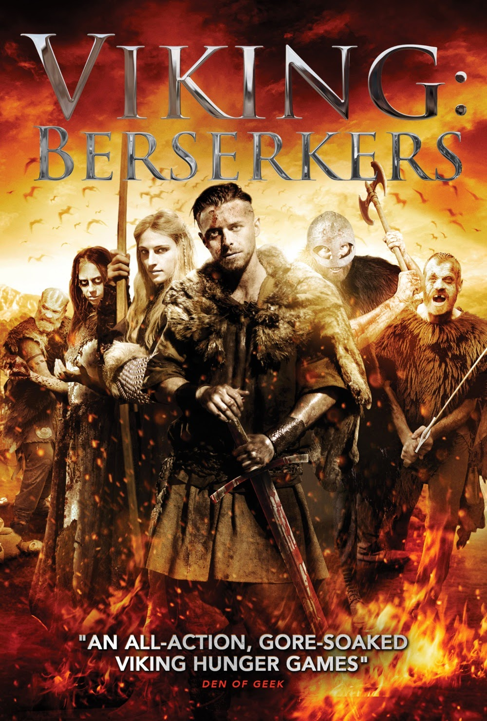 Viking: The Berserkers (2014)