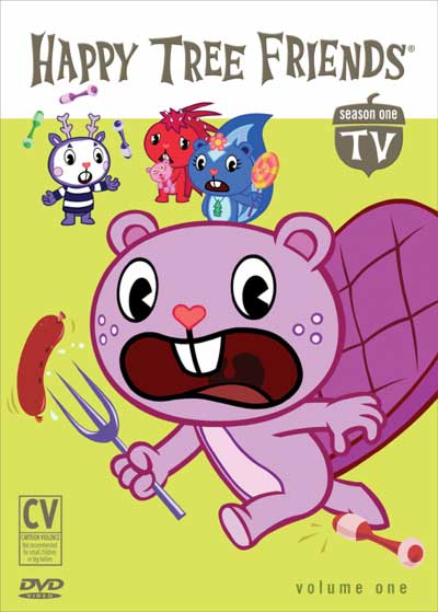 Happy Tree Friends: Volume 1: First Blood (2002)
