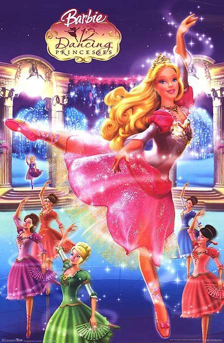 Η Μπάρμπι στις 12 βασιλοπούλες / Barbie in the 12 dancing princesses (2006)