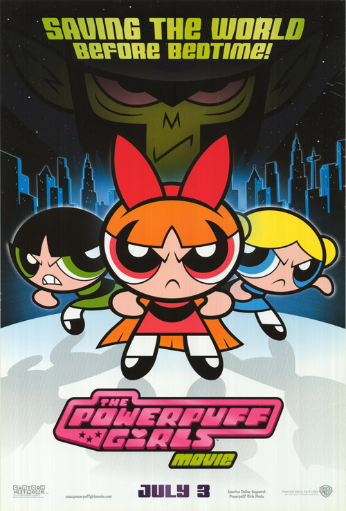 The Powerpuff Girls Η ταινία (2002)