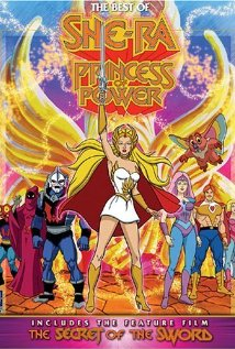 He man and She ra The Secret of the Sword  (1985)