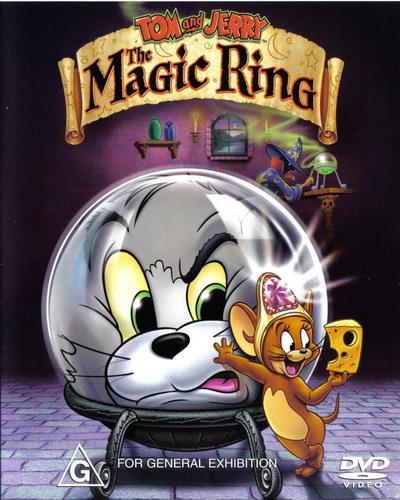 Tom & Jerry The Magic Ring - ΤΟΜ ΚΑΙ ΤΖΕΡΙ: ΤΟ ΜΑΓΙΚΟ ΔΑΧΤΥΛΙΔΙ (2002)