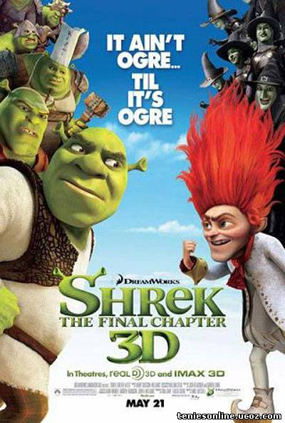 Shrek: Forever After (2010)