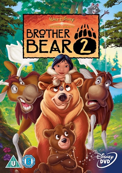 Brother Bear 2 / Ο Αδερφός μου ο αρκούδος 2 (2006)