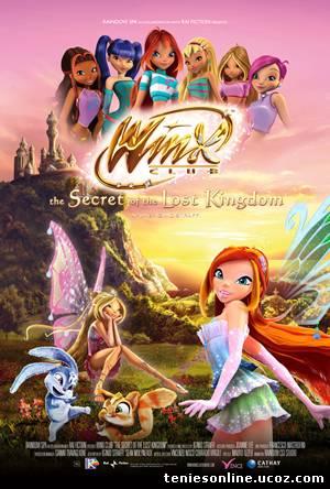 Winx Club: The Secret of the Lost Kingdom / Winx Club: Το Μυστικό Του Χαμένου Βασιλείου (2007)