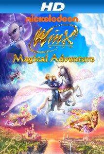 Winx Club 3D: Magic Adventure /Μαγική Περιπέτεια (2010)