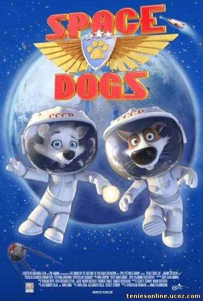 Space Dogs / Σκυλάκια στο διάστημα (2010)