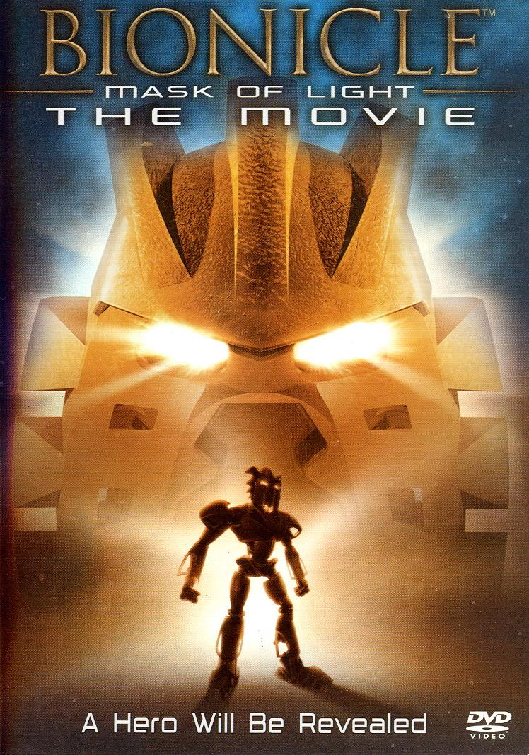 Bionicle: Mask of Light (2003)