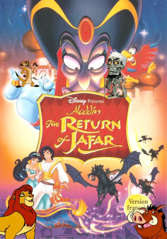 Aladdin The Return of Jafar / Aladdin και η επιστροφή του Jafar (1994)