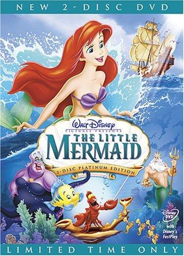 Ariel the little mermaid / 1 Η μικρη γοργονα