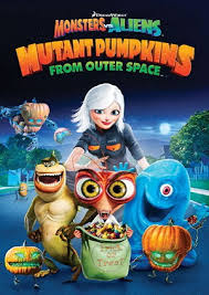 Monsters vs Aliens: Mutant Pumpkins from Outer Space(2009)