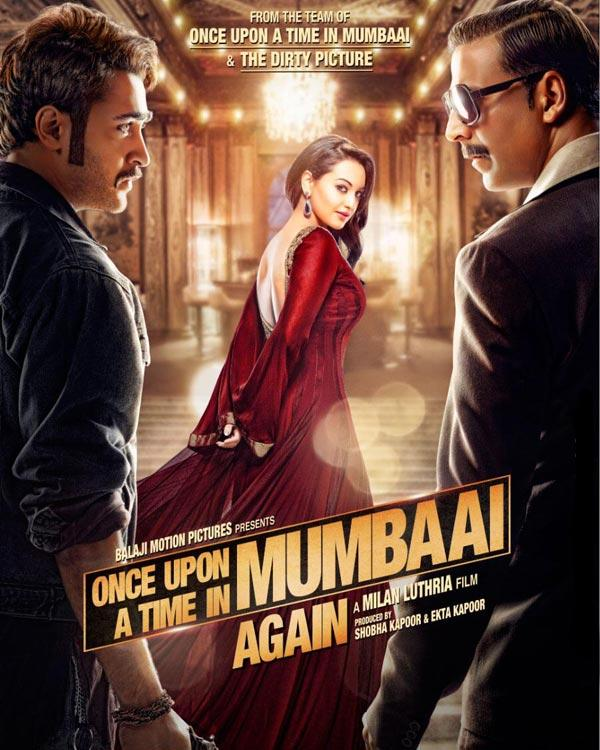 Once Upon a Time in Mumbai Dobaara! (2013)