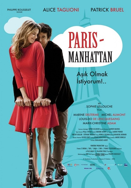 Paris Manhattan (2012)