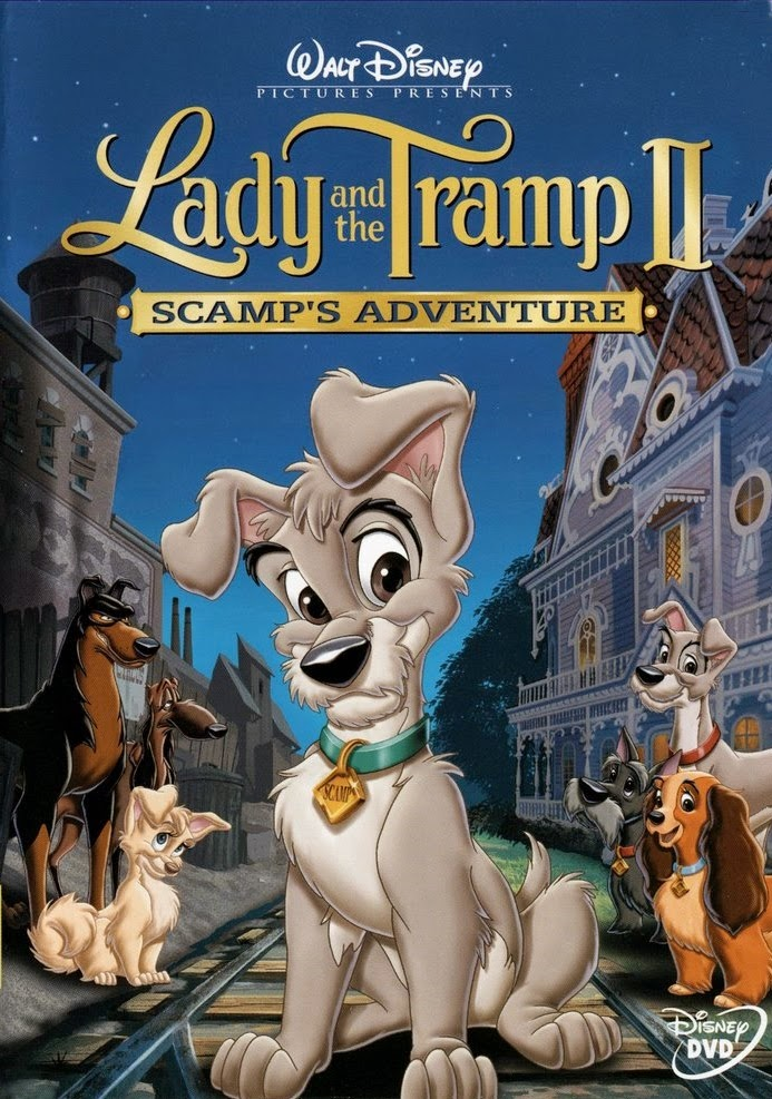 Lady and the Tramp 2 Scamps Adventure 2001/Λαίδη και ο Αλήτης και οι περιπέτειες του Σκάμπ (2001)