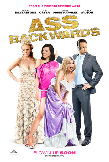 Ass Backwards (2013)