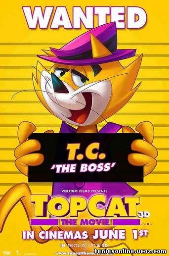 Top Cat The Movie (2012)