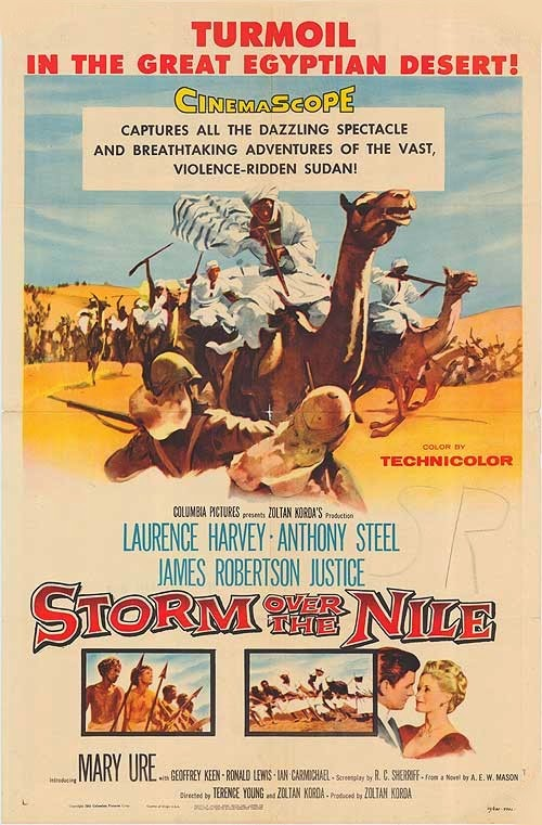 Storm Over The Nile (1955)
