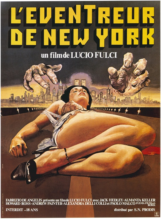 The New York Ripper / Lo squartatore di New York (1982)