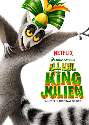 All Hail King Julien (2015)
