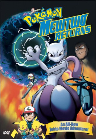 Pokemon Mewtwo Returns (2001)