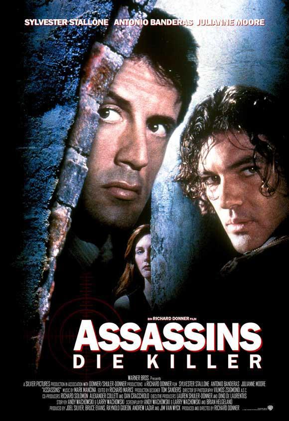 Η Ωρα των Εκτελεστών / Assassins (1995)