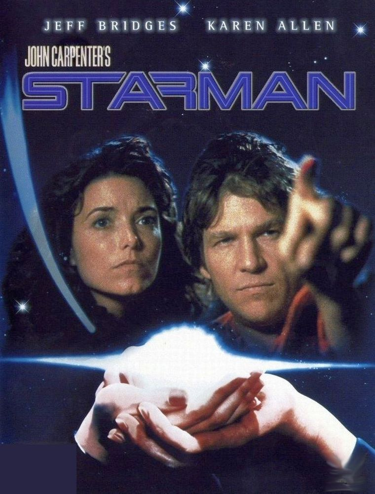 Starman / Στάρμαν / John Carpenter`s Starman (1984)