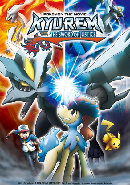 Pokemon the Movie: Kyurem vs the Sword of Justice (2012)