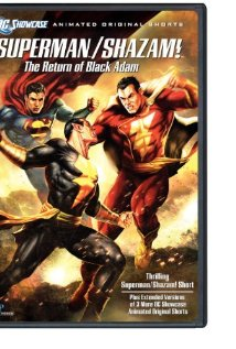 DC Showcase Superman Shazam The Return Of Black Adam (2010) Short