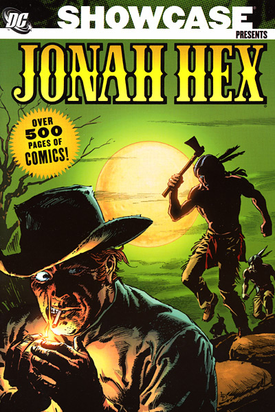DC Showcase Jonah Hex  (2010) Short