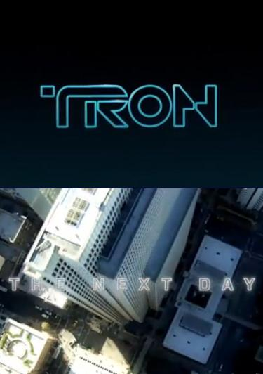 Tron: The Next Day (2011) Short