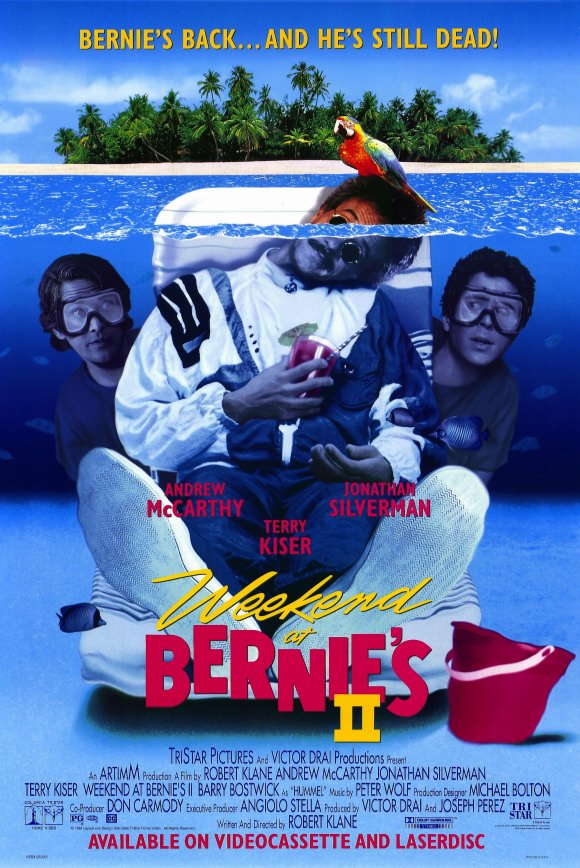 Weekend At Bernie s 2 (1993)