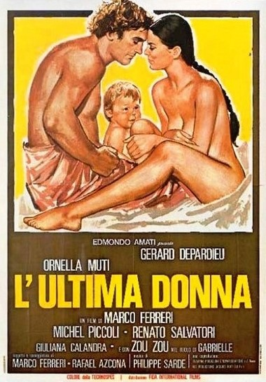 The last woman / La derniere femme (1976)