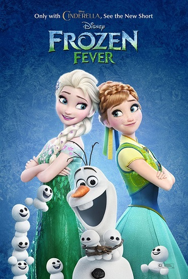 Frozen Fever (2015)