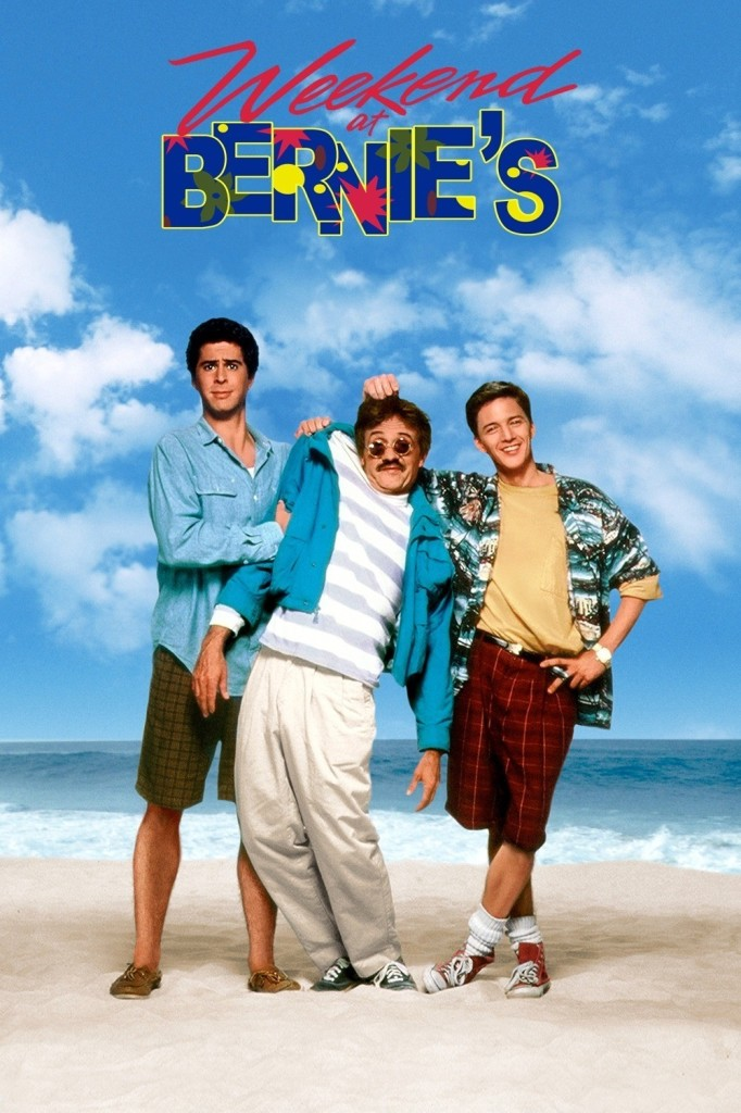 Weekend at Bernie's  -  Τρελό γουίκεντ στου Μπέρνι (1989)