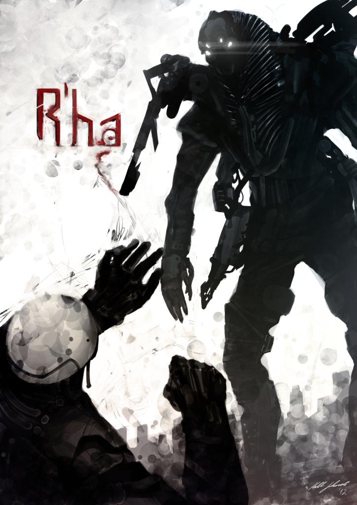 R'ha (2013) Short