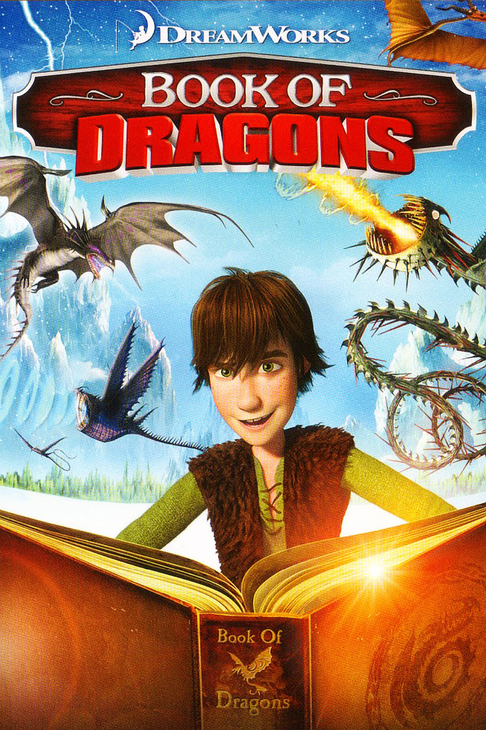 Book Of Dragons  (2011) Short